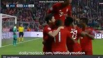 Robert Lewandowski Fantastic 2nd Goal - Bayern 4-0 Dinamo Zagreb - Champions League - 29.09.2015