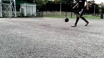 Cristiano Ronaldo & Lionel Messi Skills - Crazy Dribbling Skills Football Soccer Skill Move FIFA 16