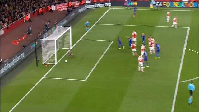Arsenal - Olympiacos (0-1) Goal Pardo