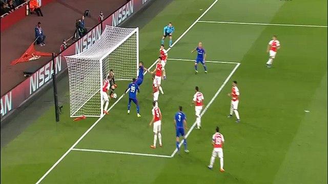 Arsenal - Olympiacos (1-2) Goal Fortounis