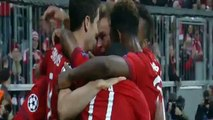 Robert Lewandowski Goal - Bayern Munich vs Dinamo Zagreb 2-0 [29.9.2015] Champions League