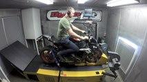 DYNO RUN VIDEO: 2014 EBR 1190SX