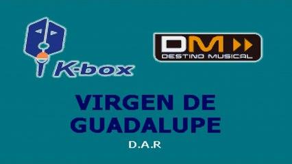 Karaoke Box - Virgen De Guadalupe (In The Style Of / Al Estilo De : Lucero) - (Karaoke)