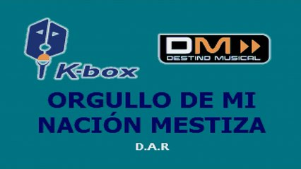Karaoke Box - Orgullo De Mi Nación Mestiza (In The Style Of / Al Estilo De : Guadalupe Pineda)