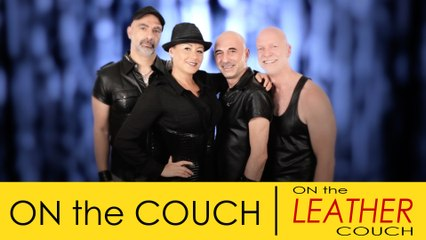 On the Couch - On the LEATHER Couch