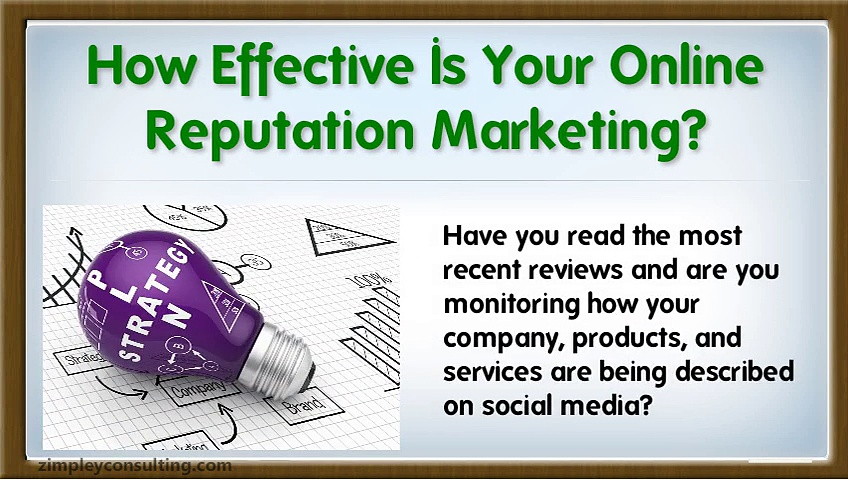 Does Your Online Business Need Reputation Marketing Review?