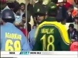 Cricket Fight - Rahul Dravid Vs Shoaib Akhtar biggest fight