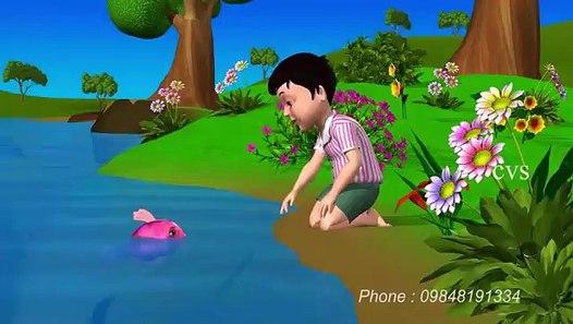 Machli jal ki Rani hai HD nursery Rhymes - Kids Nursery