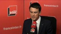 """Manue Valls : """"L'accord signé par les syndicats s'appliquera à tous les fonctionnaires"""""""