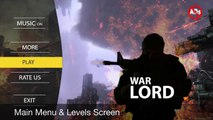 War Lord - First Person 3D Shooting Game