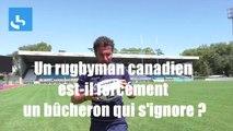 Rugby - Le tour du monde de Vincent Etcheto : le Canada