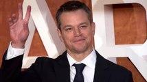 Matt Damon: Ich habe nicht gesagt, dass schwule Schauspieler ihre Homosexualität verbergen sollen