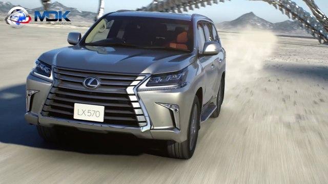 Lexus LX-570 2016 Review