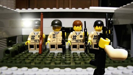 Call of Duty Series in Lego - behind the scenes