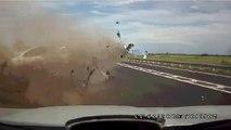 Compilation d'accident de voiture n°254  Car crashes compilation Accident   Road rage   авария