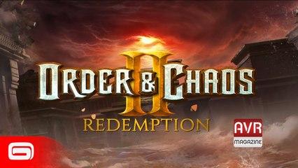 Order & Chaos 2 per iOS e Android - AVRMagazine.com