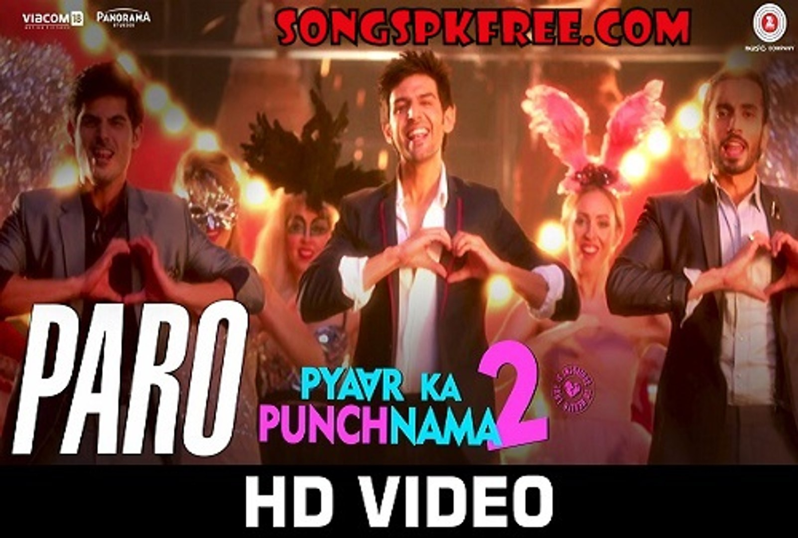 Paro Video Song from Pyaar Ka Punchnama 2-HD