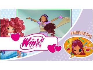 Winx Club - Every emotion has its emoticon!