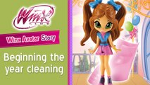 Winx Avatar Story 3 - Beginning of the year cleaning