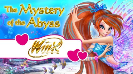 Winx Club - The Mystery of the Abyss - DVD - UK