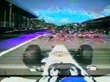 F1 Monza Italian GP 2001 - Jacques Villeneuve Onboard Action!
