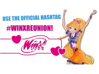 Winx Worldwide Reunion - Share your video message!