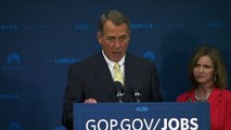 "Boehner: Continued Benghazi investigation won't be a ""sideshow"""