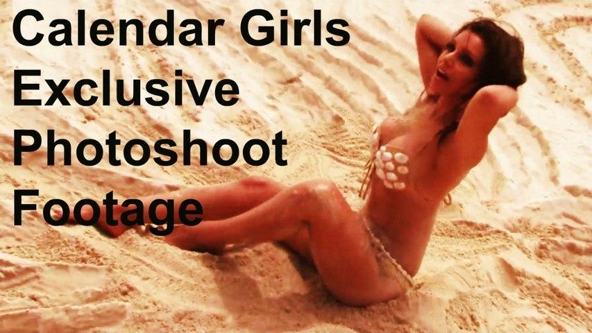 Calendar Girls Photoshoot | Exclusive | Babes on the Beach