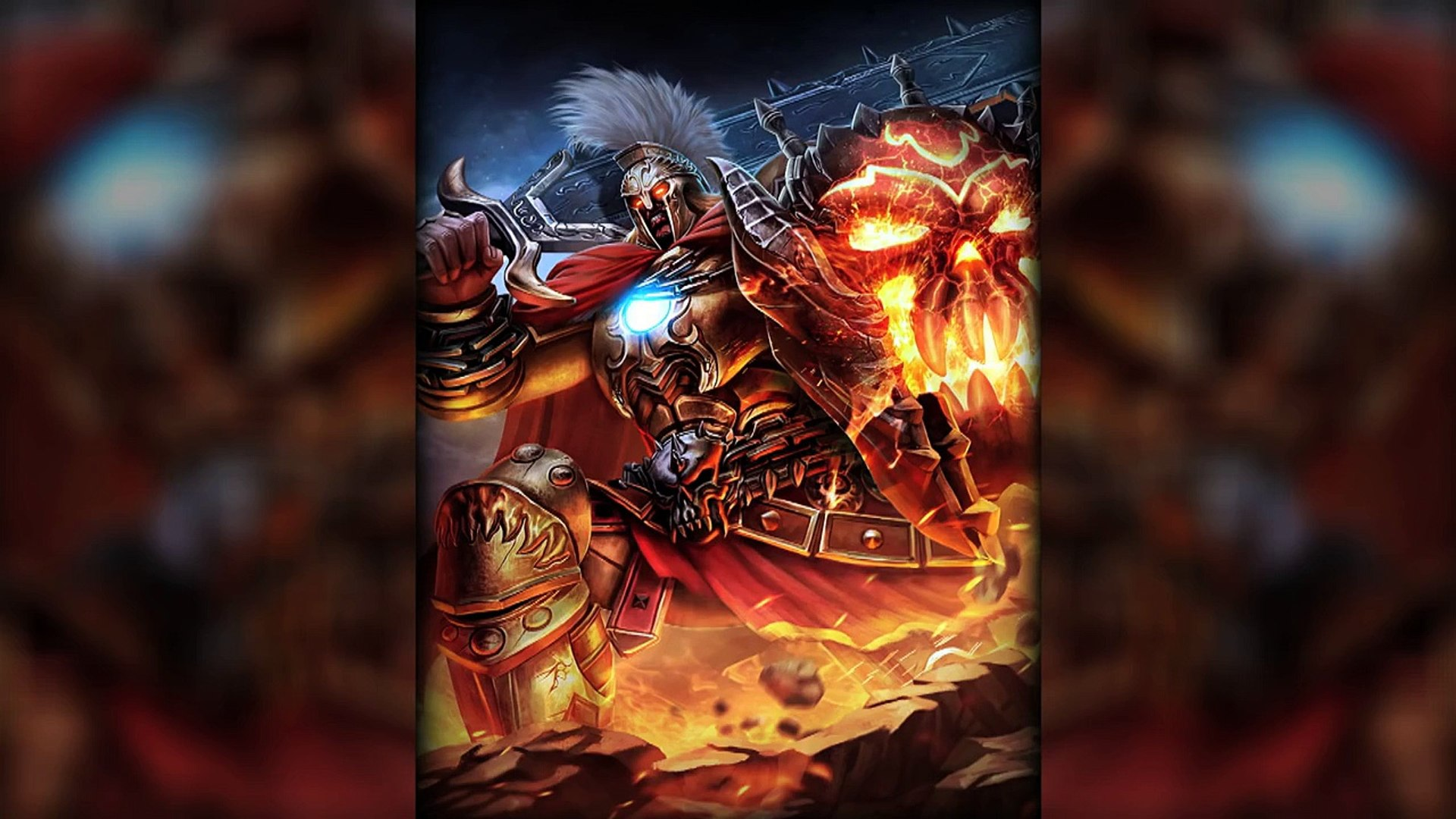 SMITE Patch Overview - Alien Attacks (September 22, 2015)