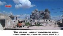 Syrie : des habitants accusent les Russes de bombarder les civils à Homs et Hama
