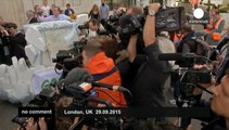 Activists celebrate Arctic drilling victory