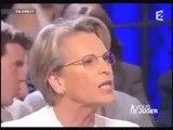 François Hollande - Hollande et les riches - Invité de Mot croisé sur France 2 le 08/06/06