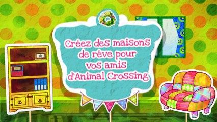 Animal Crossing Happy Home Designer - Bande-annonce de lancement (Nintendo 3DS)  de Animal Crossing : Happy Home Designer
