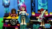 ♥ Livi Love is a Fooling Game LEGO Friends Pop Star Concert