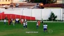 Être Arbitre de foot au Brésil