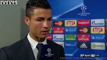 Malmo FF 0-2 Real Madrid - Cristiano Ronaldo Post Match Interview - 501 Career Goals!