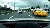 Dangerous maneuvers in traffic