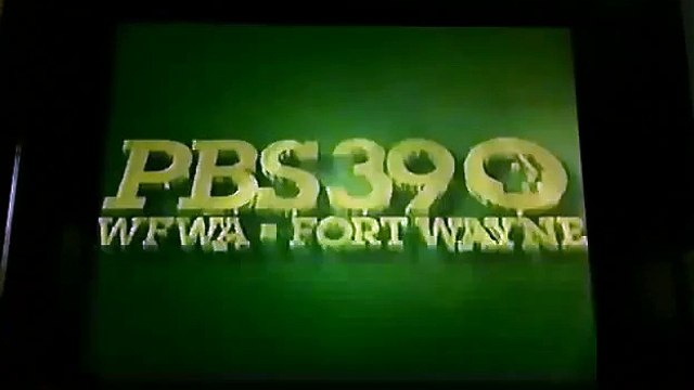 PBS Local Funding Bumper (2003 WFWA-TV)