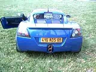 Speedster turbo ligne miltek