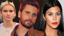 Scott Disick Parties All Day and All Night with New Mystery Blonde (PHOTOS)