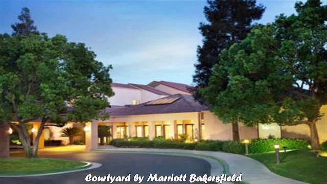 Courtyard by Marriott Bakersfield Best Hotels in Bakersfield California