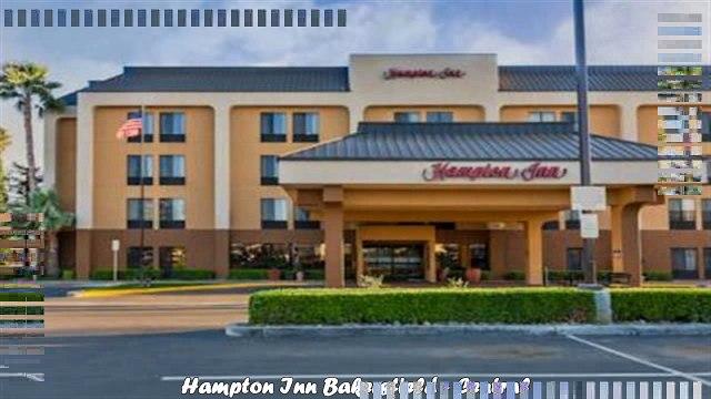 Hampton Inn Bakersfield Central Best Hotels in Bakersfield California