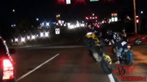 Police Chase Motorcycle Stunt Riders Street Bike Stunts & Accidents Blox Starz Vol 2