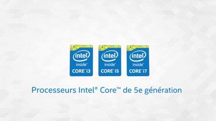 Processeurs Intel® Core™ de 5ème génération
