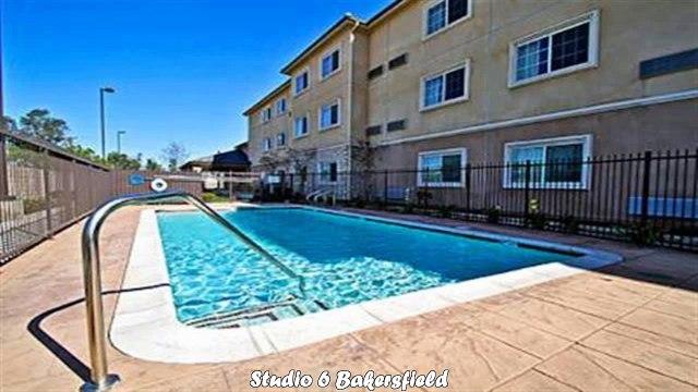 Studio 6 Bakersfield Best Hotels in Bakersfield California