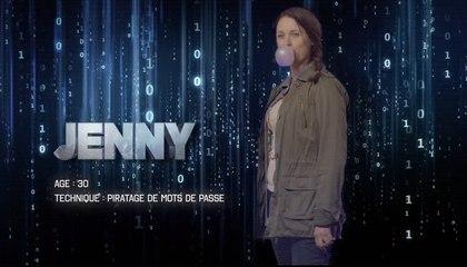Hack Academy : Jenny et le piratage de mots de passe