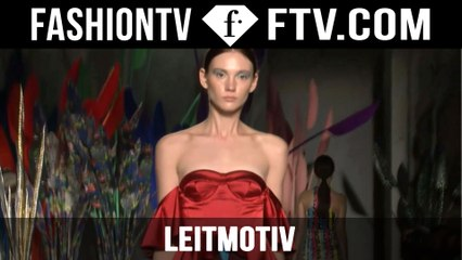 Leitmotiv Creative New Spring/Summer 2016 Collection   MFW   FTV.com