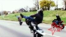 AMAZING Motorcycle STUNTS Extreme Freestyle Stunt Bike TRICKS On Highway Motorbike WHEELIE