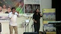 Asmani khushi ... Hindi Christian song by Anil Kant _ Shreya Kant,uploaded by Rajan Tharayassery. _ Tune.pk