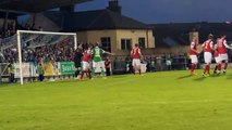 2014 Cork City F.C. 1-0 St Patrick's Athletic F.C. – Colin Healy Wonder Goal (by IrishRisingFilms)